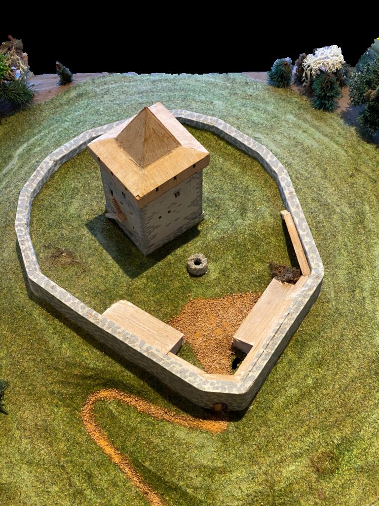 Ottonische Fluchtburg 936-1150