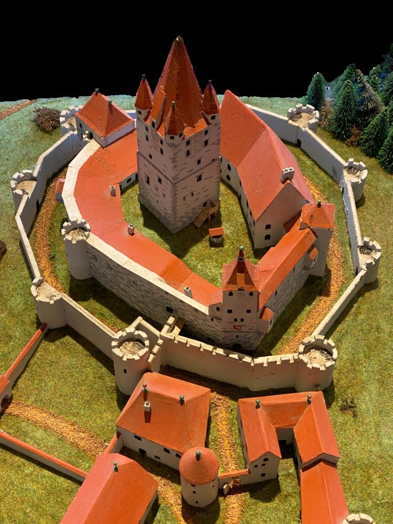 Spätgotische Festung 1480-1748
