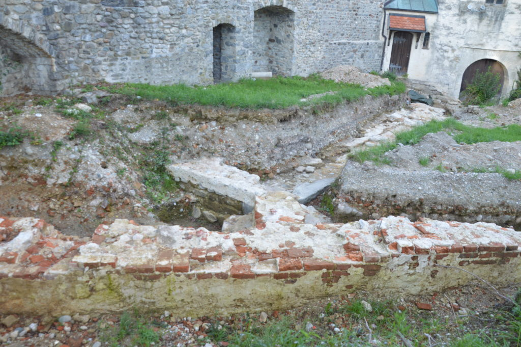 Burgkapelle und Sakristei